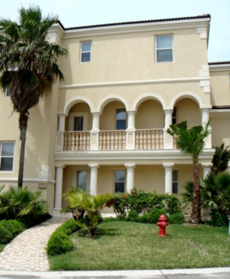 Bay Harbor 122  Upscale townhome, private pool - Image 1 - South Padre Island - rentals
