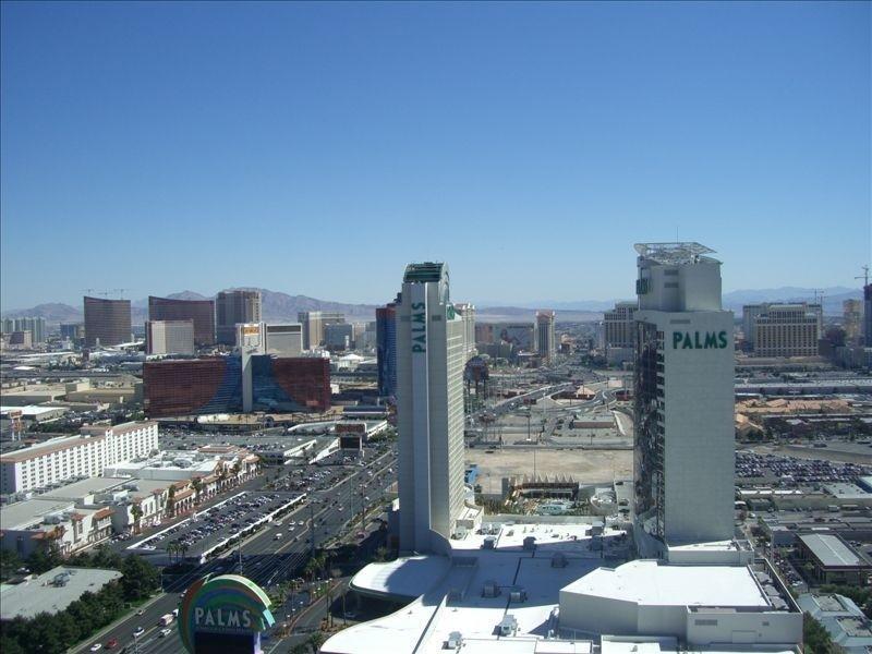 Palms place balcony Strip View - PALMS PLACE .... best balcony Strip View in Vegas - Las Vegas - rentals