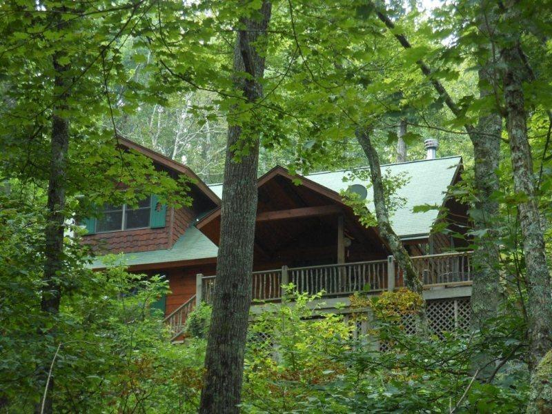 Woodland Springs Log Cabin - Woodland Springs - Boone - rentals