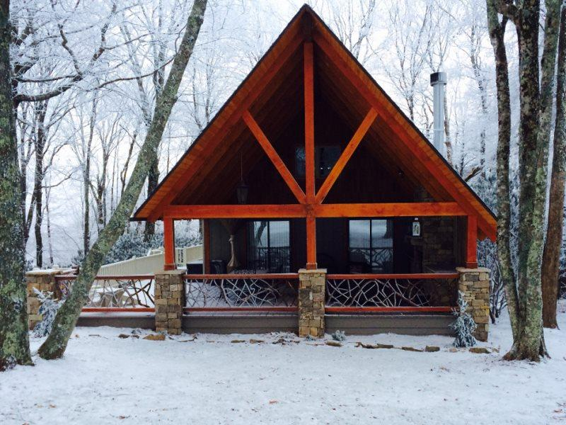Beech Haven - Gorgeous Setting at High Elevation, Close to Skiing - Beech Haven - Beech Mountain - rentals