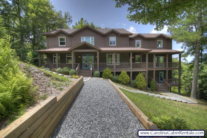 Heavenly Manor - Heavenly Manor - Boone - rentals