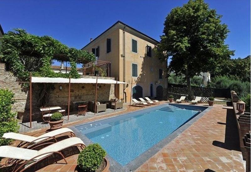 Villa in Small Village with Private Pool - Villa Fabbrica - Image 1 - Peccioli - rentals