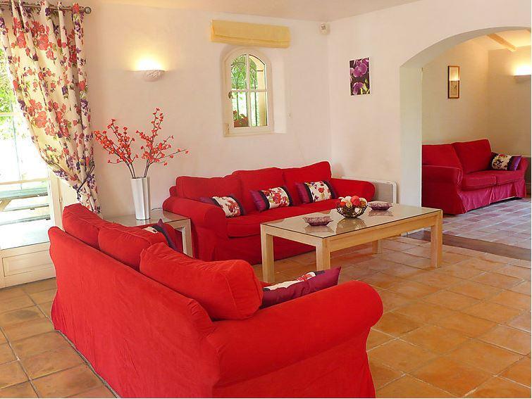 Villa on the French Riviera Near Sainte Maxime - Villa La Nartelle - Image 1 - Saint-Maxime - rentals