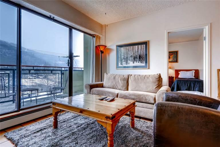 EDELWEISS HAUS 411 A (1BR) - Image 1 - Park City - rentals