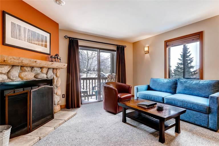 POWDER POINTE 201 B:  Walk to Lifts! - Image 1 - Park City - rentals