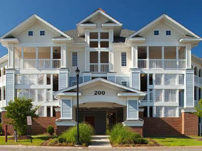 Exterior of Parkside Resort Williamsburg - Brand New Condos within Parkside Resort! - Williamsburg - rentals
