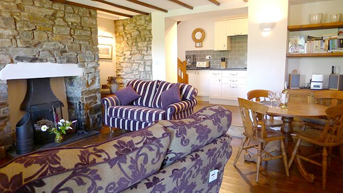 Holiday Cottage - Inglenook Cottage, Broad Haven - Image 1 - Broad Haven - rentals