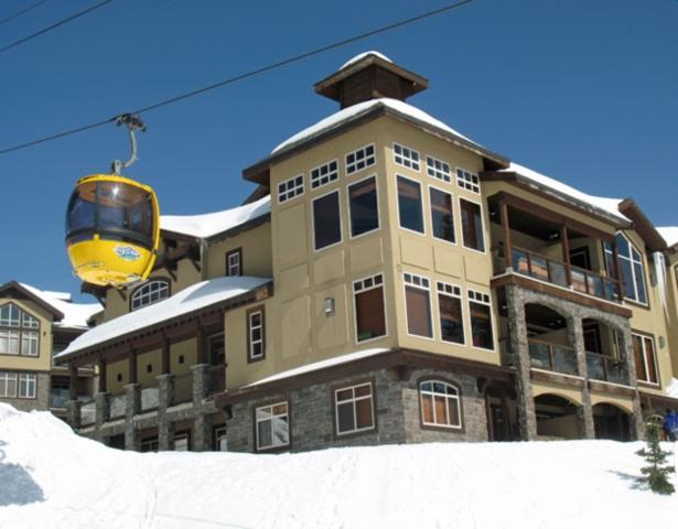 Heavenly 2 Bedroom-2 Bathroom Condo in Big White (#2 - 5095 Snowbird Way SOUTHPT2) - Image 1 - Big White - rentals