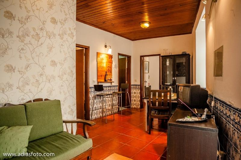 Living room - House in downtown 50 meters from beach - Ericeira - rentals