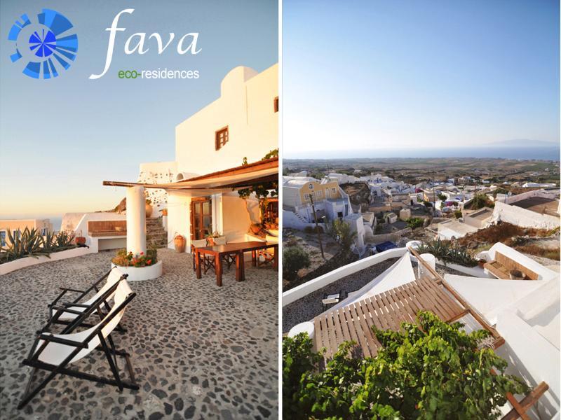 Welcome home to Fava Eco Residences - Fava Eco Residences - Aeolos Suite - Santorini - rentals