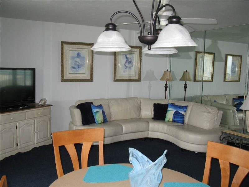 Fantastic 2BR with leather furniture, dinette #414GF - Image 1 - Sarasota - rentals