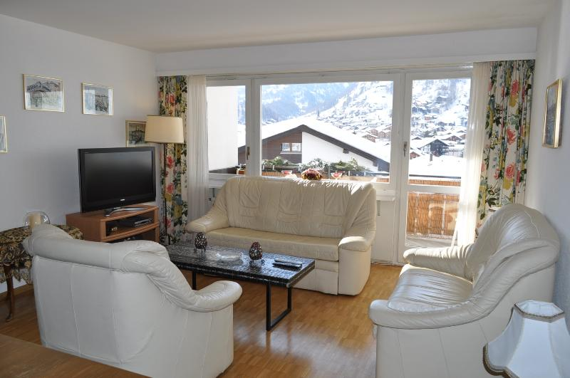 Living - Apartment  Silvana - Zermatt - rentals