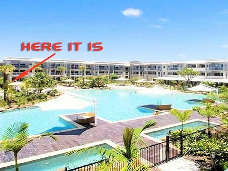 Apartment Location Inside Peppers Resort - 5 Star Luxury @ Tweed Coast - Kingscliff - rentals
