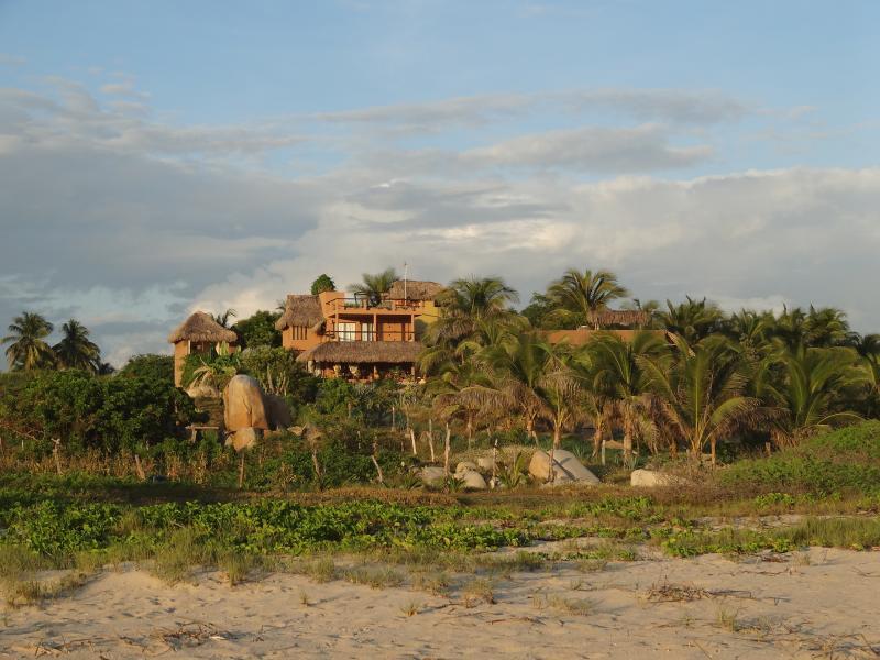 La Joya, 5 BR house outside Puerto Escondido - Image 1 - Barra de Colotepec - rentals