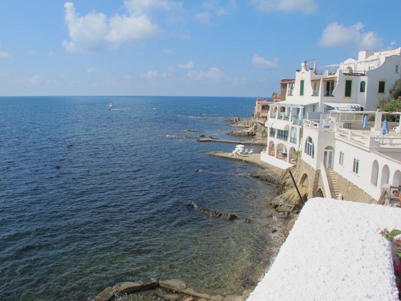 Terrace - view - Villa Emma - Santa Marinella - rentals