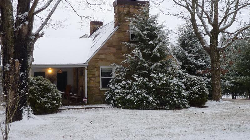 Winter - Farm House in the mountains - Crossville - rentals