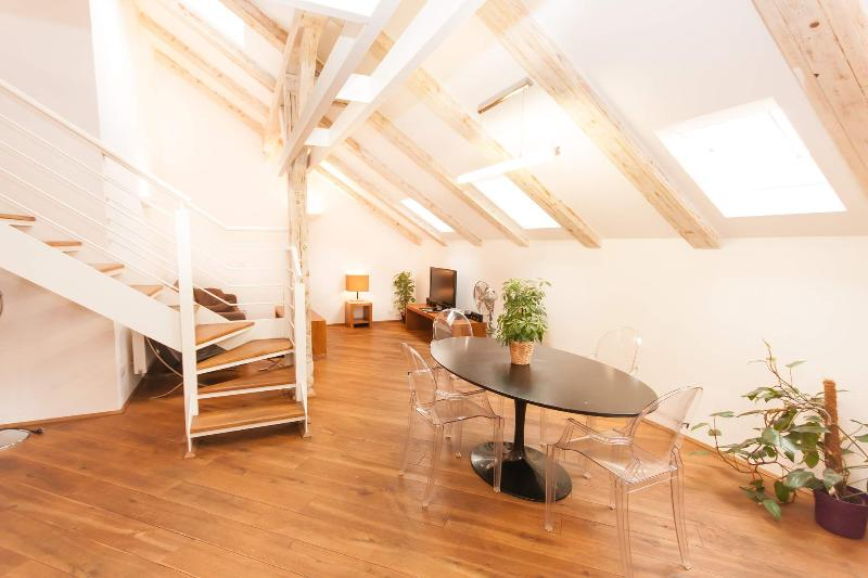 Kozna Loft 5BR, 3BA Penthouse Old Town apartment - Image 1 - Prague - rentals