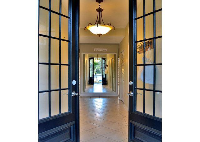 Spacious Siesta Key Canal Front Vacation Rental Home - Image 1 - Siesta Key - rentals