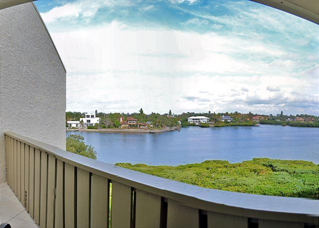 Large double suite Siesta Key vacation Rental Condo with water views - Image 1 - Siesta Key - rentals