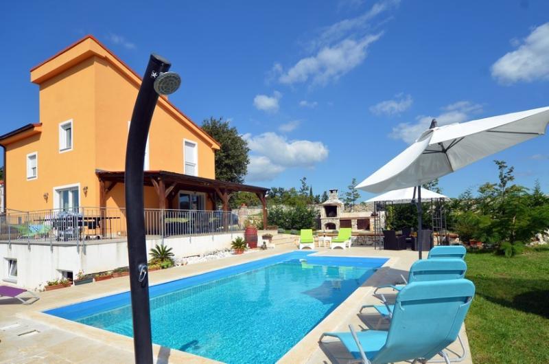 Villa Margherita near Rovinj with swimming pool - Image 1 - Rovinj - rentals
