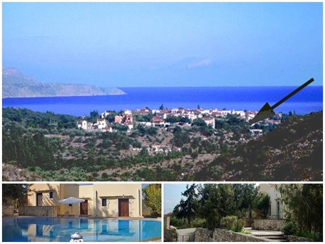 Studio in traditional village close to beaches - Image 1 - Chania - rentals