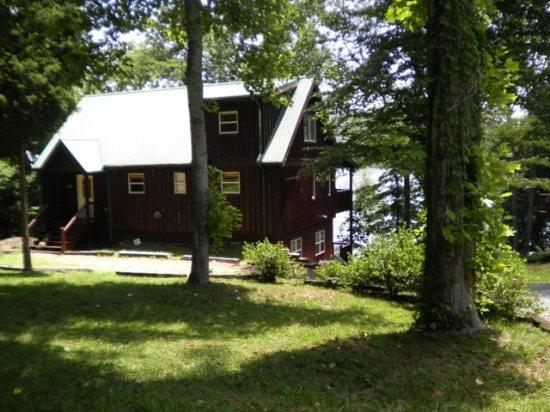 Ma Cook Lodge front - Ma Cook Lodge - Norris - rentals