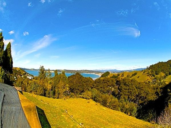 The Castle - Whitianga Holiday Home - The Castle - Ferry Landing - rentals