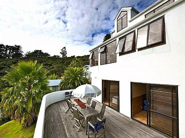 The Lodge - Waiheke Holiday Home - The Lodge - Ostend - rentals