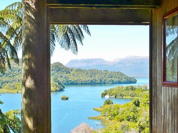 The Tree Hut - Lake Tarawera Holiday House - The Tree Hut - Lake Tarawera - rentals