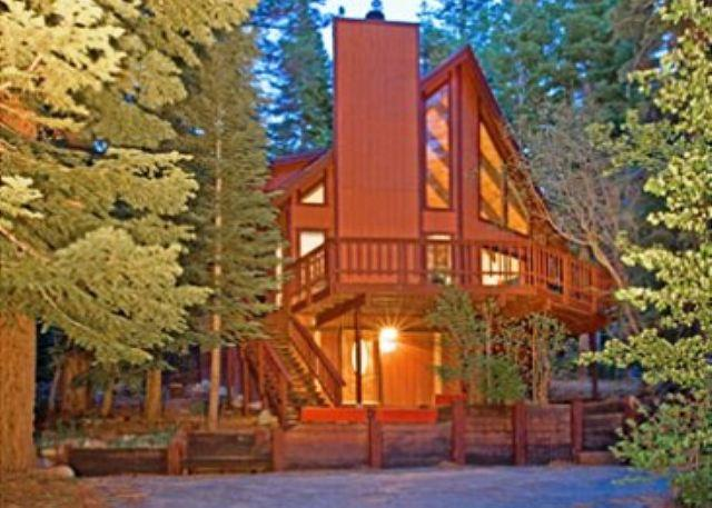 Front Exterior - Bunker - Affordable 4 BR Home in Tahoe City - ONLY $1400/week - Tahoe City - rentals