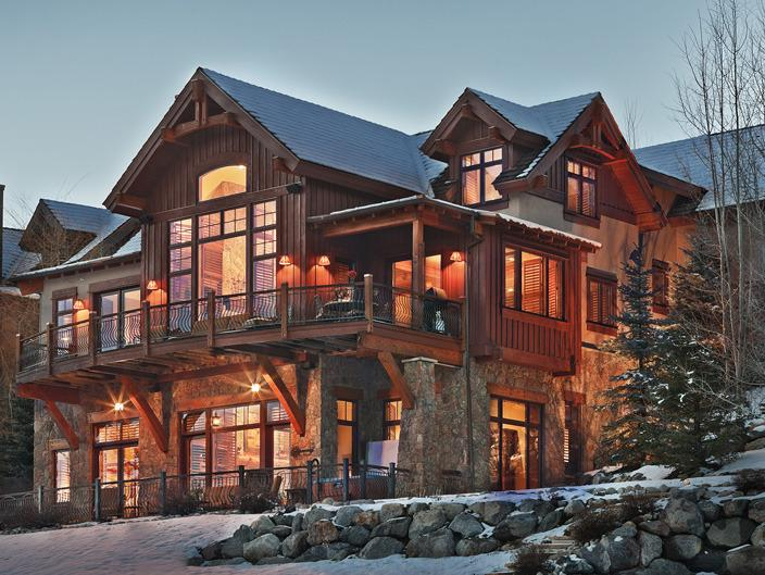 Magnificent mountain home. - Owl Lodge - Steamboat Springs - rentals