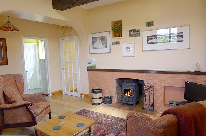 Pet Friendly Holiday Cottage - The Old Telephone Exchange, St Davids - Image 1 - Saint Davids - rentals
