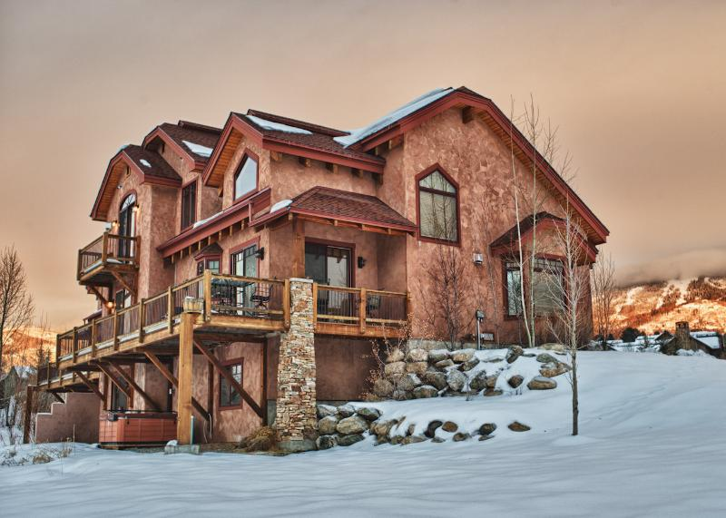 Berghaus Chalet - 25% off Lifts: BOOK NOW! Berghaus Chalet - North - Steamboat Springs - rentals
