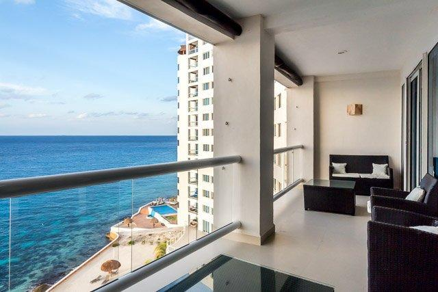 Casa Sujey (B7) - Ocean Views From Every Room, Heated Pool - Image 1 - Cozumel - rentals