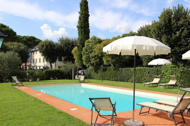 Villa del Cardinale, elegant property lose in the Cortona countryside. - Image 1 - Cortona - rentals