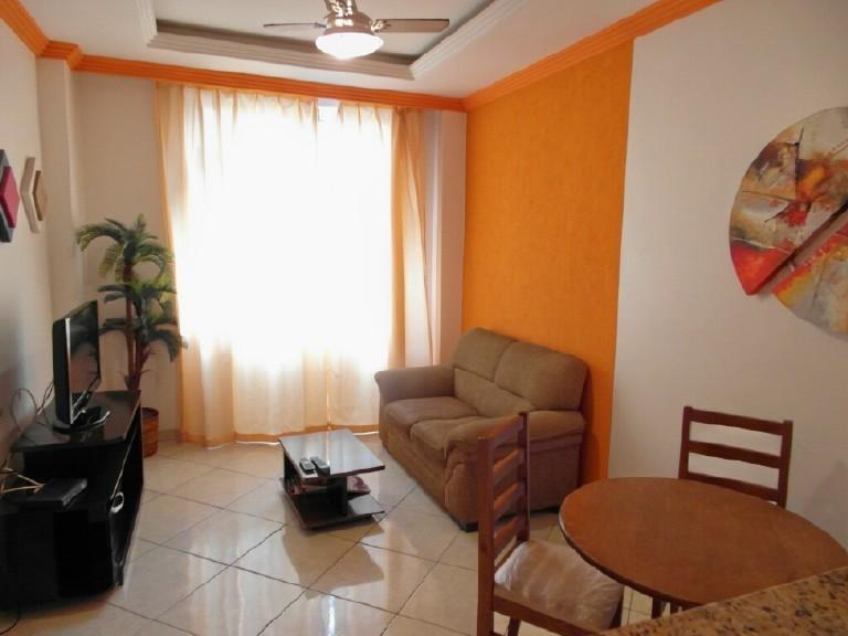 Copacabana Apartment posto 5...one bedroom - Image 1 - Rio de Janeiro - rentals