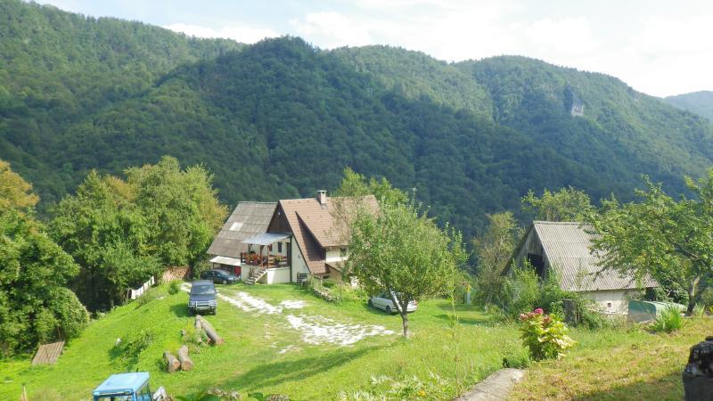 Tilnik Farmhouse Sovenia Rural Retreat Apt 1 - Image 1 - Cerkno - rentals