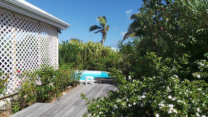 Villa 3 bedrooms swimming pool orient bay - Image 1 - Saint Martin - rentals