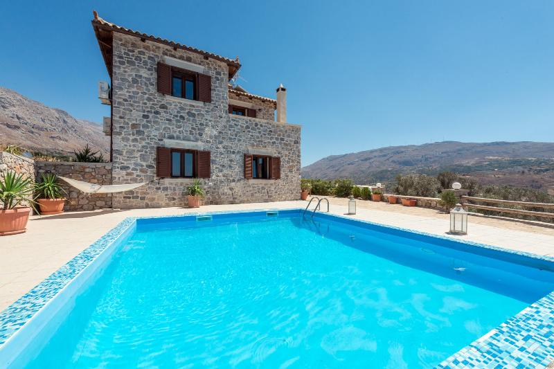 Villa Erasmia 1 - Explore south Crete's beaches! - Image 1 - Rethymnon - rentals