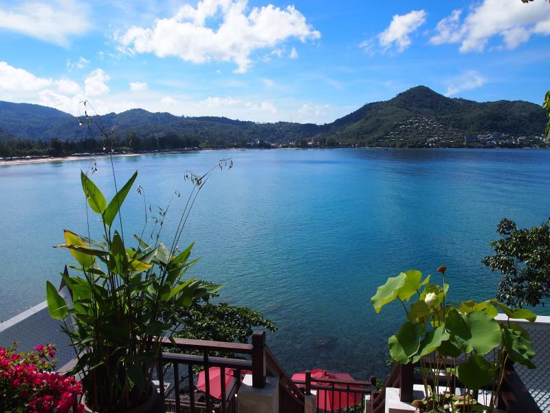 Stunning ocean front - Baan Lom Talay, Luxury oceanfront villa - Kamala - rentals