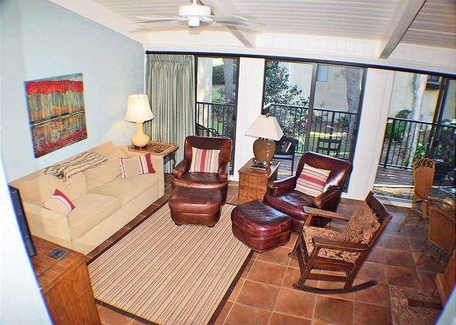 Beach Villa 13 - Oceanside Townhouse - Recently Updated - Image 1 - Hilton Head - rentals