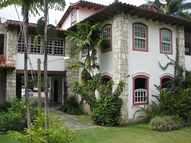 The loft outside - Stylish loft in splendid location in Paraty! - Paraty - rentals