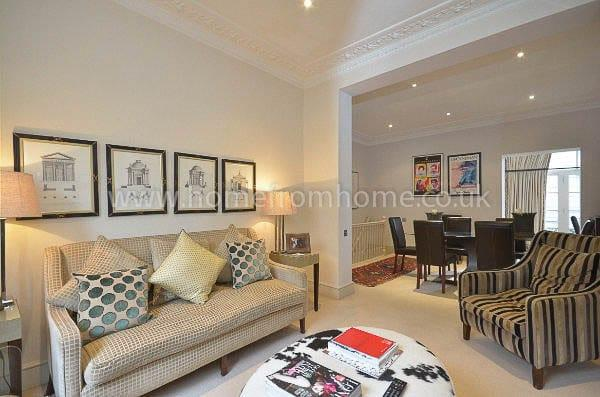 Ideally located and beautifully-presented 2 bedroom apartment- Chelsea - Image 1 - London - rentals