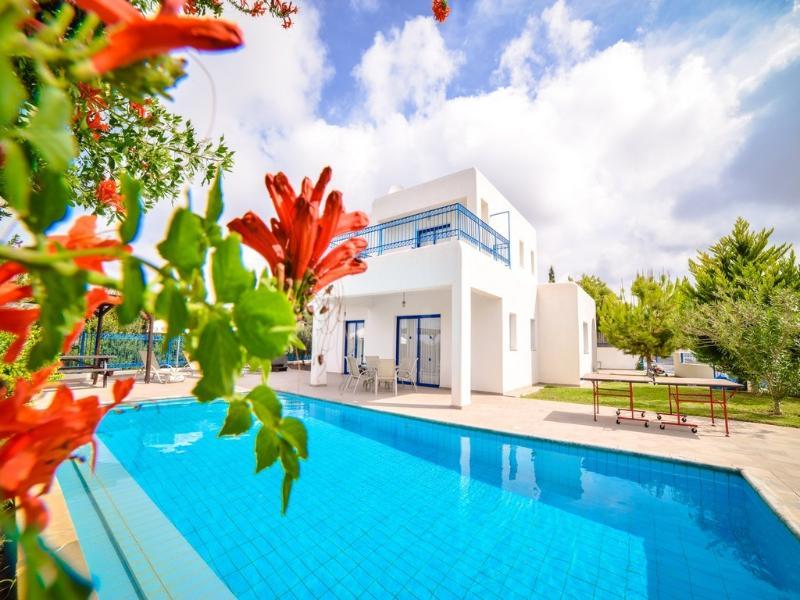 Azzurro Luxury Holiday Villa - Image 1 - Paphos - rentals