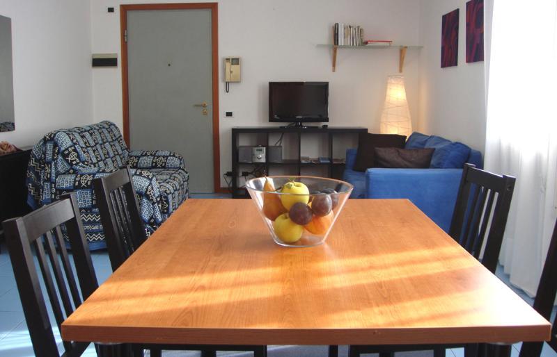 sala da pranzo - Elegant  apartment in the historical center - Emilia-Romagna - rentals