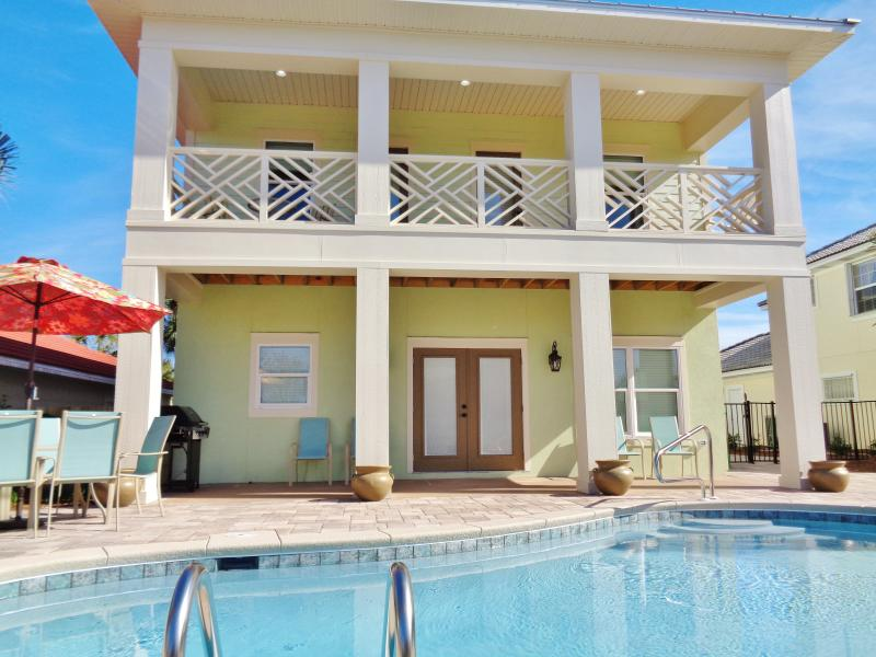 Brand New 7B/6B! Private Pool, Free golf cart. - Image 1 - Destin - rentals