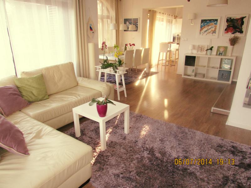 Cozy and modern 120 m2 apartment - Image 1 - Kastav - rentals