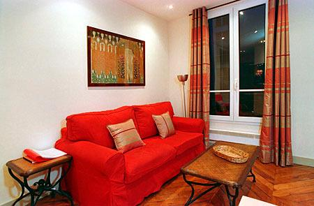 Paris luxury 2 BR apartment by Musee d'Orsay - Image 1 - Paris - rentals