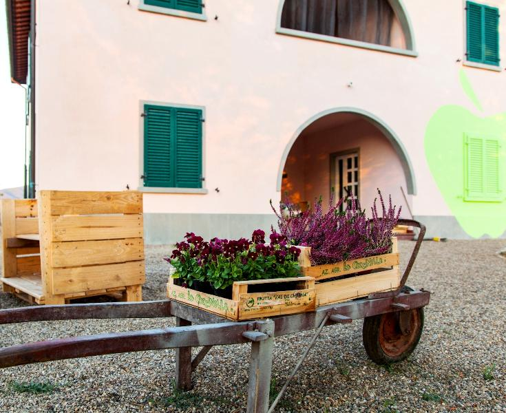 Place in the middle of the Tuscan country side - Image 1 - Alberoro - rentals