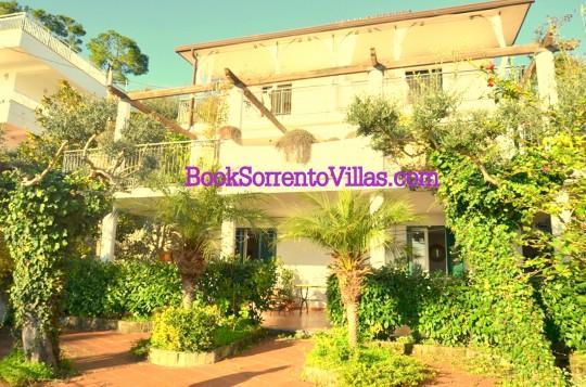 VILLA LA GRANSEOLA (NEW) - SORRENTO PENINSULA - Marina del Cantone - Image 1 - Nerano - rentals